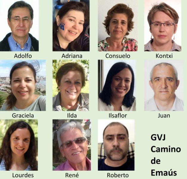 Grupos de Jesús – GVJ Camino de Emaús: Reflexión al final de la ...