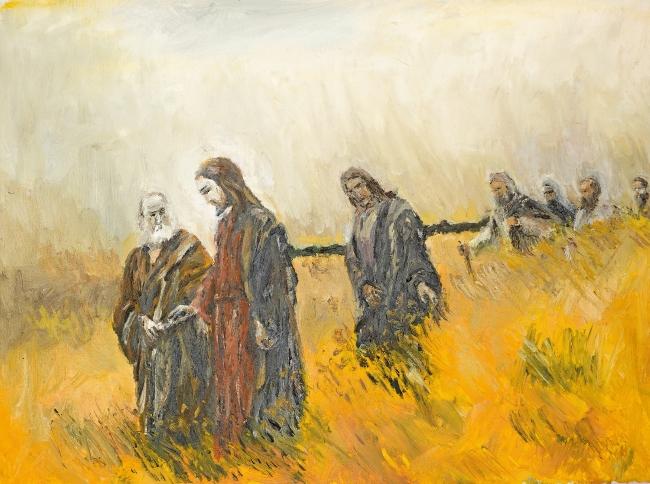 Grupos de Jesús – TEMA 5 - ¿Qué buscáis? - Grupos de Jesús -